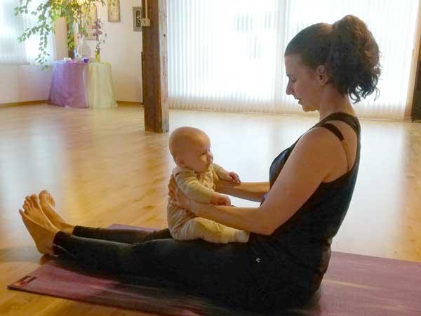 Yoga, für deinen Weg. Willkommen
